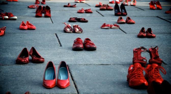 Kırmızı Pabuçlar ve Kadın Cinayetleri